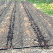 Field Drip Irrigation