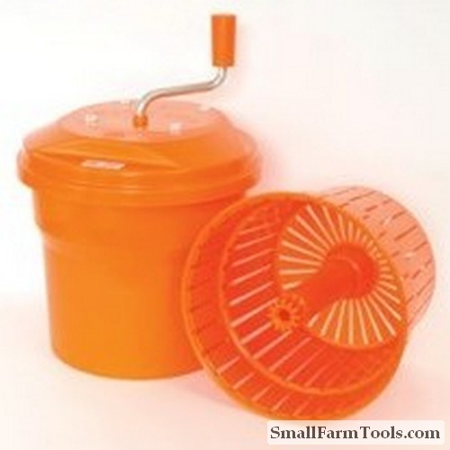 Dynamic Manual Salad Spinner- 5 Gal.