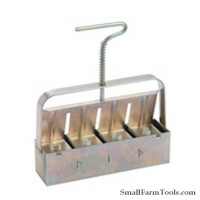 Soil Block Maker (4: 2in) Tools