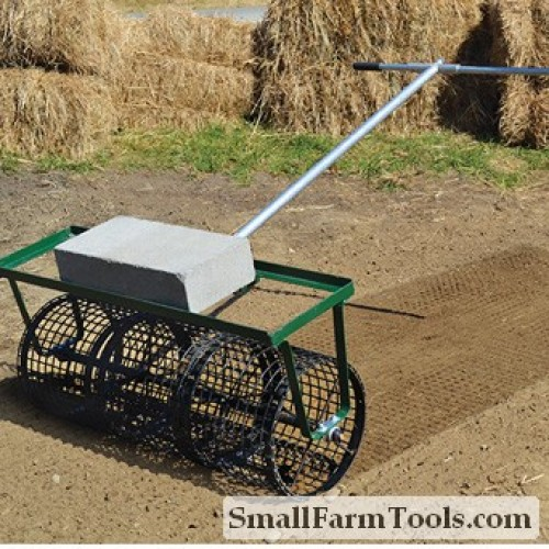 """30"""" Seedbed Roller Tools"""