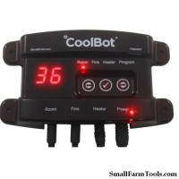 CoolBot Walk-In Cooler Controller